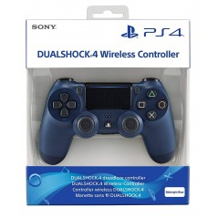 CONTROLLER DUAL SHOCK 4 MIDNIGHT BLUE PS4 FR OCCASION