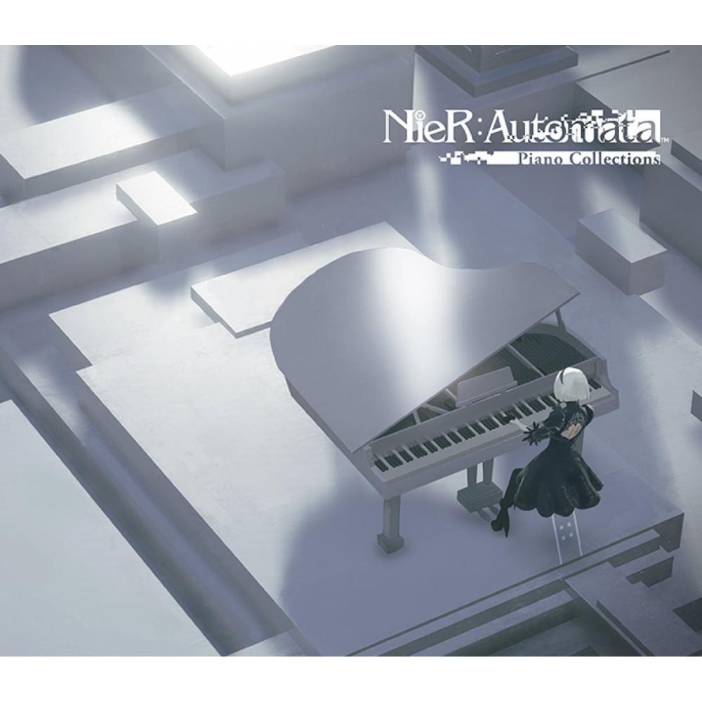 PIANO COLLECTIONS NIER:AUTOMATA JPN NEW