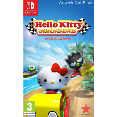HELLO KITTY KRUISERS WITH SANRIO FRIENDS SWITCH UK NEW