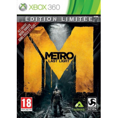 METRO LAST LIGHT XBOX 360 PAL-FR OCCASION