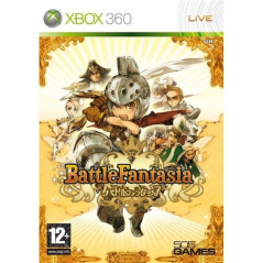 BATTLE FANTASIA XBOX 360 PALO-FR OCCASION