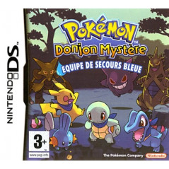 POKEMON DONJON MYSTERE SECOURS BLEUE NDS FR OCCASION