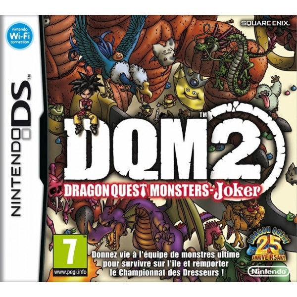 DRAGON QUEST MONSTERS: JOKER 2 NDS FRA OCCASION