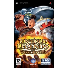 UNTOLD LEGENDS THE WARRIOR S CODE PSP EURO OCCASION