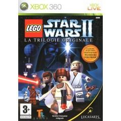 LEGO STAR WARS II LA TRILOGIE ORIGINALE XBOX 360 PAL-FR OCCASION