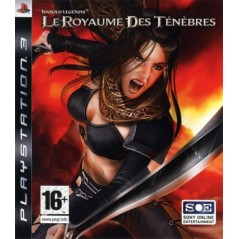 UNTOLD LEGENDS LE ROYAUME DES TENEBRES PS3 FR OCCASION (ETAT B)