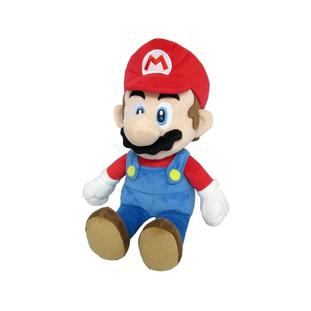 PELUCHE SUPER MARIO BROS EURO NEW