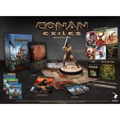 CONAN EXILES LIMITED COLLECTOR EDITION PS4 UK NEW