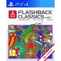 ATARI FLASHBACK CLASSICS VOL 01 PS4 FR OCCASION