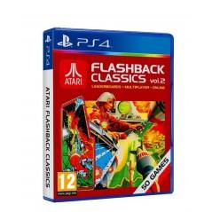 ATARI FLASHBACK CLASSICS VOL 02 PS4 FR OCCASION