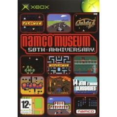 NAMCO MUSEUM 50 TH ANNIVERSARY XBOX FR OCCASION (ETAT B)