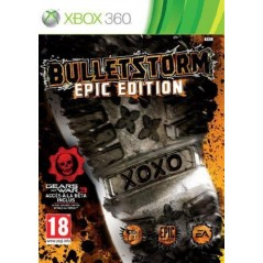 BULLETSTORM EPIC EDITION XBOX 360 PAL-FR OCCASION (ETAT B)