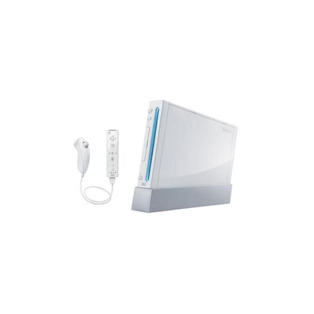 CONSOLE WII WHITE MODIFIEE USB + NEOGAMMA PAL-EURO OCCASION