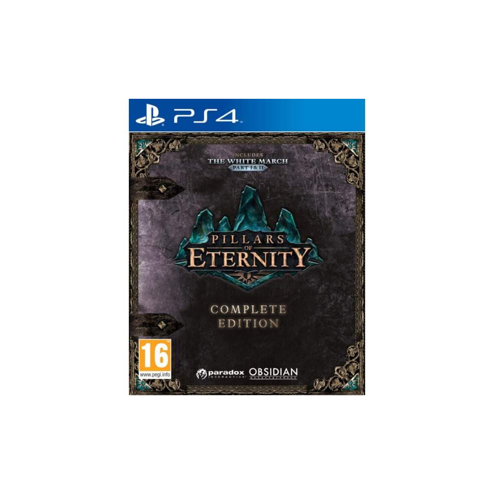 PILLARS OF ETERNITY COMPLETE EDITION PS4 UK OCCASION