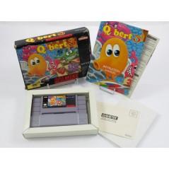 Q BERT 3 SNES NTSC-USA OCCASION
