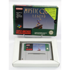 MYSTIC QUEST SNES PAL-SFRA OCCASION ( SANS NOTICE )