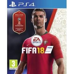 FIFA 18 PS4 EURO FR NEW