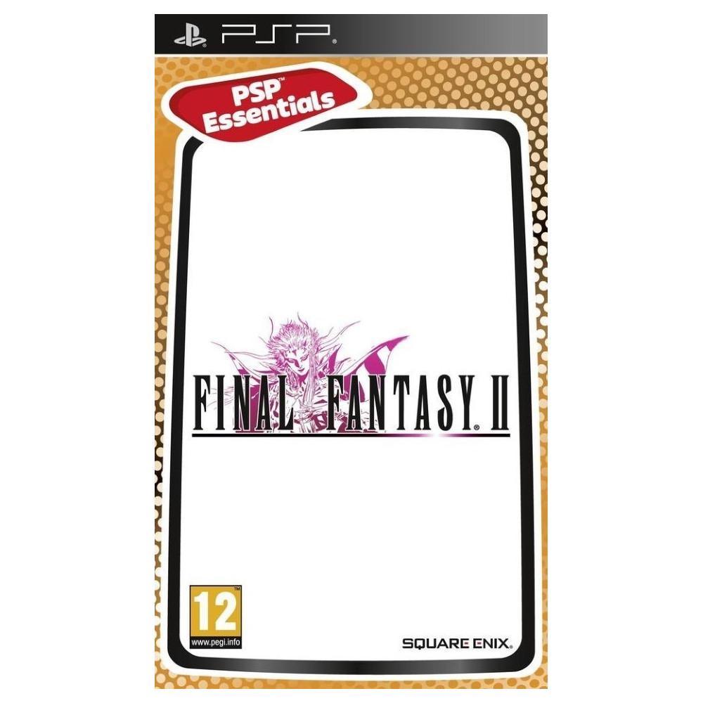 FINAL FANTASY 2 ESSENTIAL PSP FR OCCASION