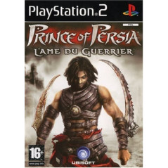 PRINCE OF PERSIA L'AME DU GUERRIER PS2 PAL-FR OCCASION