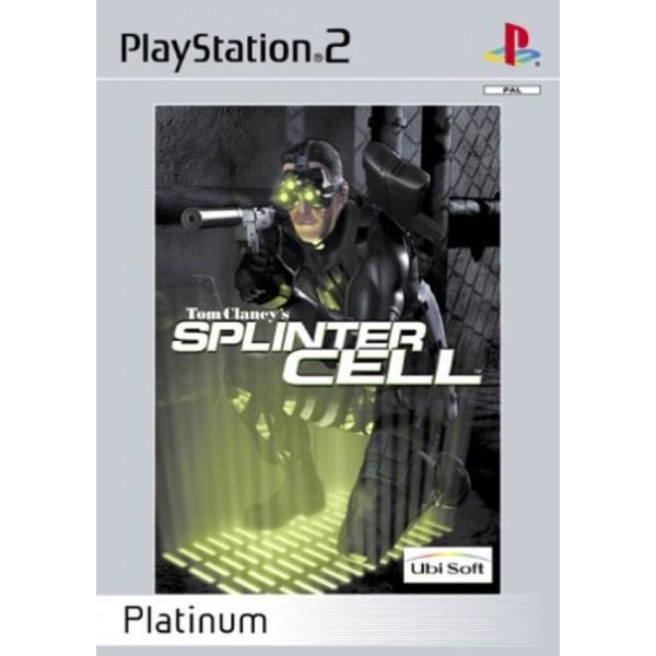 SPLINTER CELL PLATINUM PS2 PAL-FR OCCASION