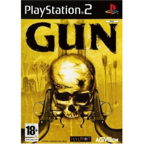 GUN PS2 PAL-FR OCCASION
