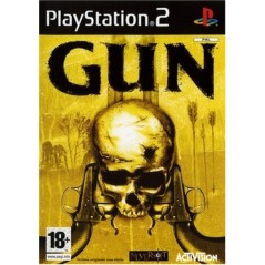GUN PS2 PAL-FR OCCASION