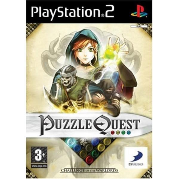 PUZZLE QUEST PS2 FR OCCASION (ETAT B)