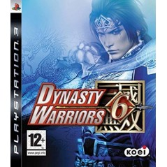 DYNASTY WARRIORS 6 PS3 FR OCCASION