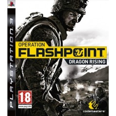 OPERATION FLASHPOINT DRAGON RISING PS3 FR OCCASION