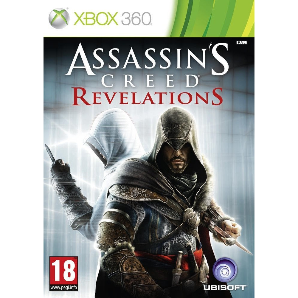 ASSASSIN'S CREED REVELATIONS XBOX 360 PAL-FR OCCASION