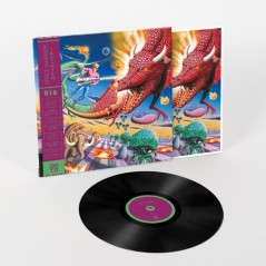VINYLE SPACE HARRIER CLASSIC BLACK NEW