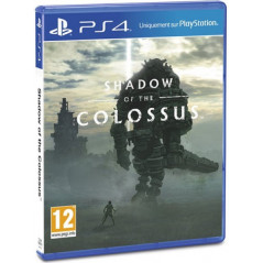 SHADOW OF THE COLOSSUS PS4 EURO UK NEW
