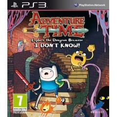 ADVENTURE TIME EXPLORE DE DUNGEON PS3 UK NEW