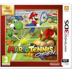 NINTENDO SELECT MARIO TENNIS OPEN 3DS FR OCCASION