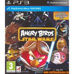 ANGRY BIRDS STAR WARS MOVE PS3 NL-FR