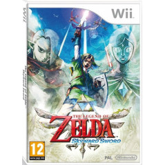 THE LEGEND OF ZELDA : SKYWARD SWORD (WHITE BOX) WII PAL-FRA OCCASION