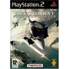 ACE COMBAT 5 SQUADRON LEADER PS2 PAL-FR OCCASION