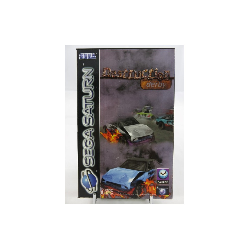 DESTRUCTION DERBY SATURN PAL-EURO OCCASION