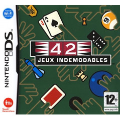 42 JEUX INDEMODABLES NDS FR OCCASION