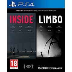 INSIDE LIMBO PS4 FR OCCASION