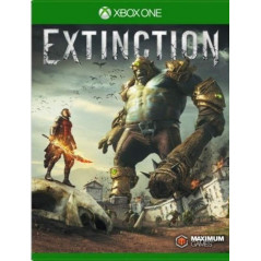 EXTINCTION XBOX ONE FR OCCASION