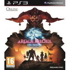 FINAL FANTASY XIV A REALM REBORN PS3 FR NEW