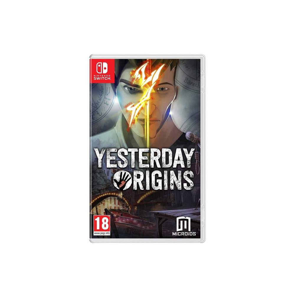 YESTERDAY ORIGINS SWITCH PAL FR NEW