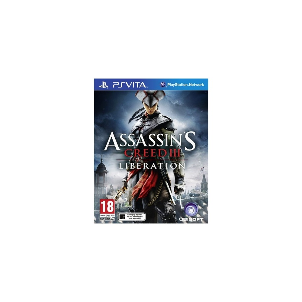 ASSASSIN S CREED 3 PSVITA ITALIEN OCCASION