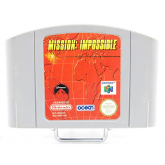MISSION IMPOSSIBLE N64 PAL-EURO LOOSE