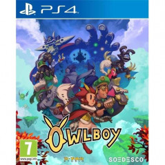 OWLBOY PS4 PAL FR NEW