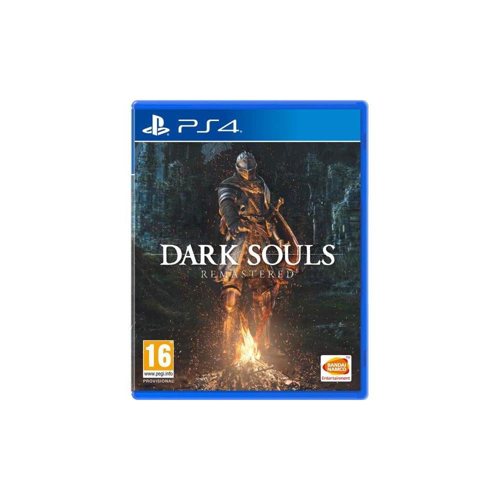 DARK SOULS REMASTERED PS4 UK NEW