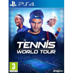 TENNIS WORLD TOUR PS4 UK NEW