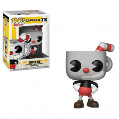 FIGURINE POP CUP HEAD EURO NEW