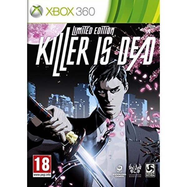 KILLER IS DEAD XBOX 360 PAL-FR NEW